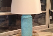 lots of lamps / table and floor lamps that I love home decor and interiors room inspiration