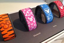 Disney Magic Bands / by Tammy Rice