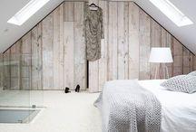 Bright interior / White • Room • Light