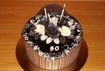 Čokoládové torty - Chocolate cakes / Čokoládové torty od výmyslu sveta. Slovenské cukrárky na Tortyodmamy.sk sú tie najšikovnejšie ženy na svete:)