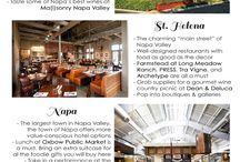Napa Valley Please!