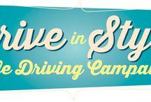 #DriveInStyle