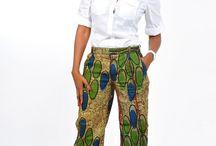 Pantalon / Couture