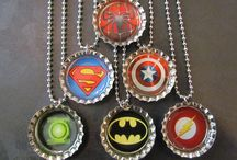 bottle cap jewellery