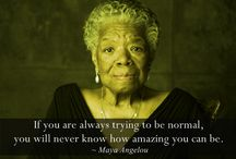 Maya Angelou Quotes / Dr. Maya Angelou, Poet, Educator, Historian, Best-selling Author, Actress, Civil-Rights Activist, Producer and Director 1928-2014