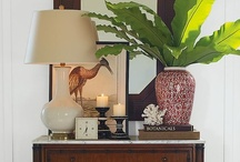 Interior Design - Vignettes