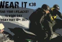 Heroes Wear Lifejackets