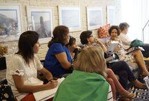 Cursos, workshops e treinamentos