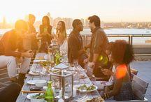 d   i   n   e / {discuss   inspire   nurture   enjoy} inspiration for an inspirational supper club