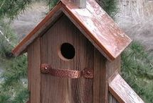 birdhouse's & feeders