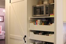Kitchen|Pantry
