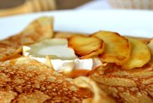 CREPES SUCREES/SALEES