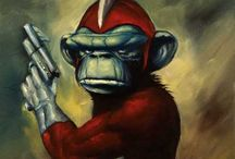 Monkey Gunnery