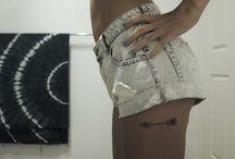 Tatouage / Fleche tatouage