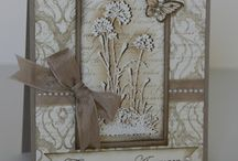 Serene Silhouettes- Stampin' Up! / Projects created using Serene Silhouettes stamp set