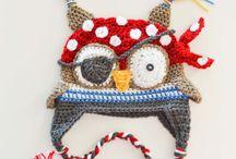 crochet niños /