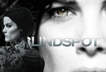 BLINDSPOT / IMAGES, WALLPAPERS ( made myself) of THIS BEAUTIFUL SERIE..