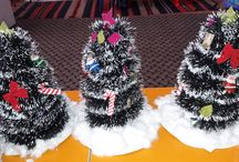 Christmas tree/Bradul de Craciun, activities for kids. / https://www.facebook.com/tatiana.corciovei/media_set?set=a.1164430997027252.1073742149.100003810871160&type=3&pnref=story