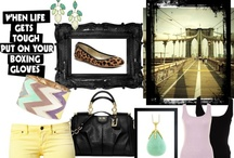 Polyvore / Fashion Design boards by others and sometimes me. / by Erin Dubrow