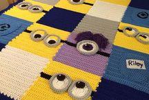 blankets to crochet