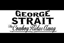 George Strait tour / by Mary-Lou Carney