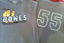 Dry Fit Shirts / Bones Softball Shirts