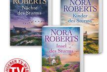 Nora Roberts Bücher / Alle Bücher gelesen