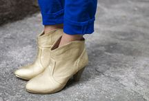 Fashioning Shoes