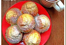 Muffins Muffins Muffins / Muffins...they are just ugly cupcakes / by The Cookie Puzzle