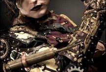 Steampunk / by Angie Trafford