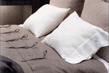 Luxury linen bedding / even for a most delicate skin