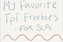 SLP TpT Freebies