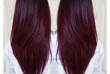Red Hair to Inspiring