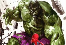 Superheroes marvel / Chulo