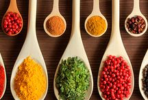 Anti-inflammation spices and herbs