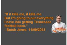 Go Vols!!! / by Joan Donahue