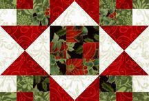 Christmas Quilt Blocks