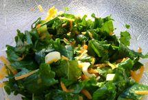 Salads / Korean spicy salad   Salad   Thai Salad  Mediterranean Salad   Greek Salad   Vegetarian  