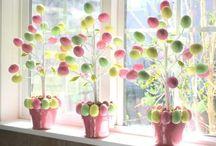 Velikonocní dekorace