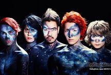 Japan Rock Band  / 日本のバンドの画像をピンしていきます