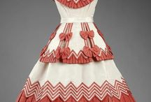 children´s dress 1860 - 69
