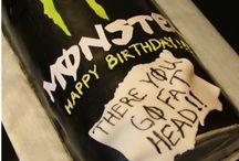 Monster Energy  / Cool things that Monster does and things that have monster on them
