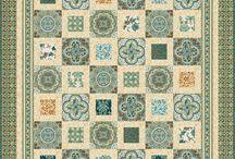 "Villa Romana by Robert Kaufman / ""Villa Romana"" by Stuido Rk for Robert Kaufman Fabrics Shipping October 2017"