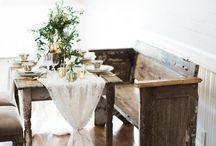 Clients: Boho wedding inspiration.