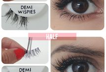 makeup & beauty / by LILI*