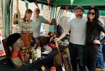 speX PisTOls WorlDS SMallEst STreET MarKET / 1st outdoor market hosted by SPeX PisTOls