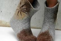Валяная обувь