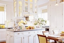 lovely kitchens / by Cori Henderson