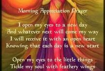 Prayers and Affirmations