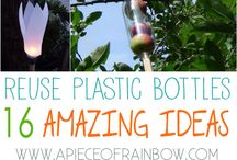 DIY Ideas for Recycle Plastic Bottles